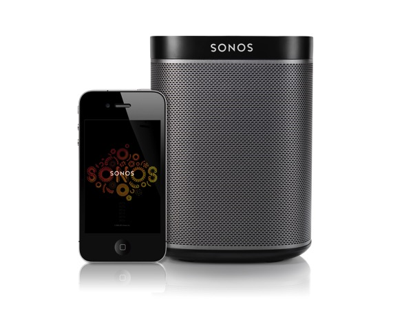 Sonos play 1 iphone