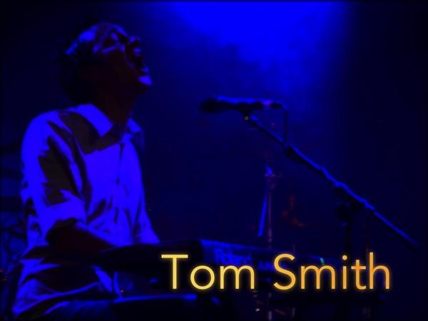 Tom Smith in Concert (bearbeitet)