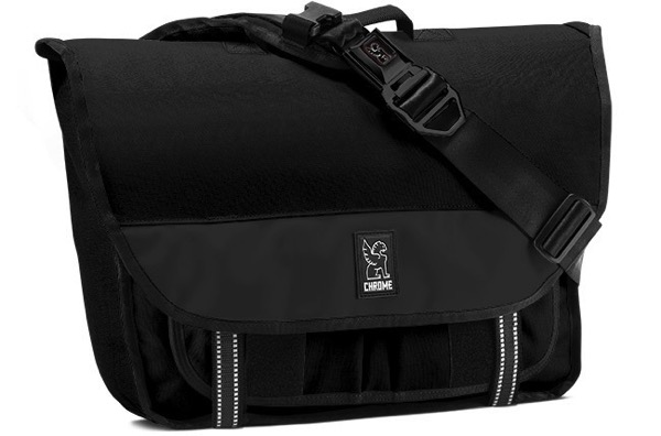 Chrome bag buran black