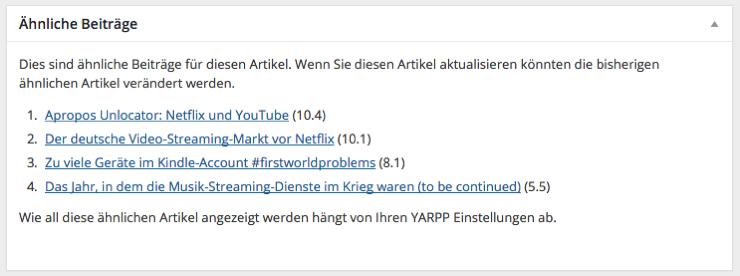 Yarpp Netflix Recos Krautsource
